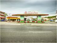Acapulco Gas Station