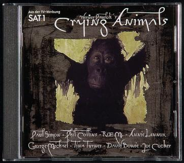 CD Crying Animals Cover