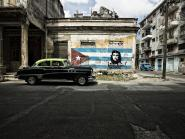 Che at Calle Cardenas, 2013
