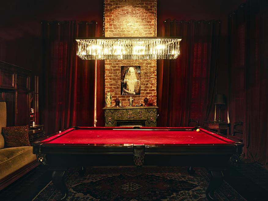 Werner Pawlok New Orleans Undercurrent - Pool table movers new orleans