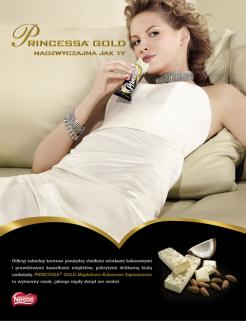 Nestle Princessa Gold 2