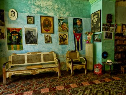 coco in cuba chinos house I