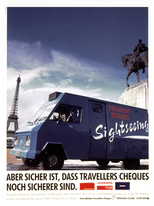 Swiss Traveller Cheques 2