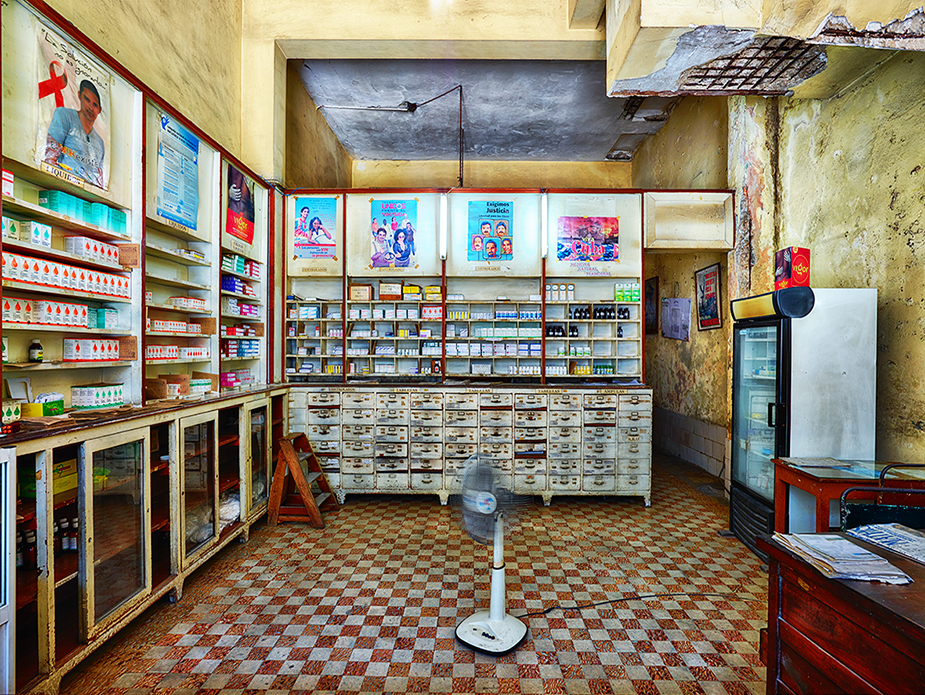 Pharmacy Centro Habana a - expired; Werner Pawlok; Campo Amor Theater; Casa de la Trova; Elio with friends; House of Bermudez; House of Fefa; House of Flora; House of Garcia; House of Magali; House of Savreda