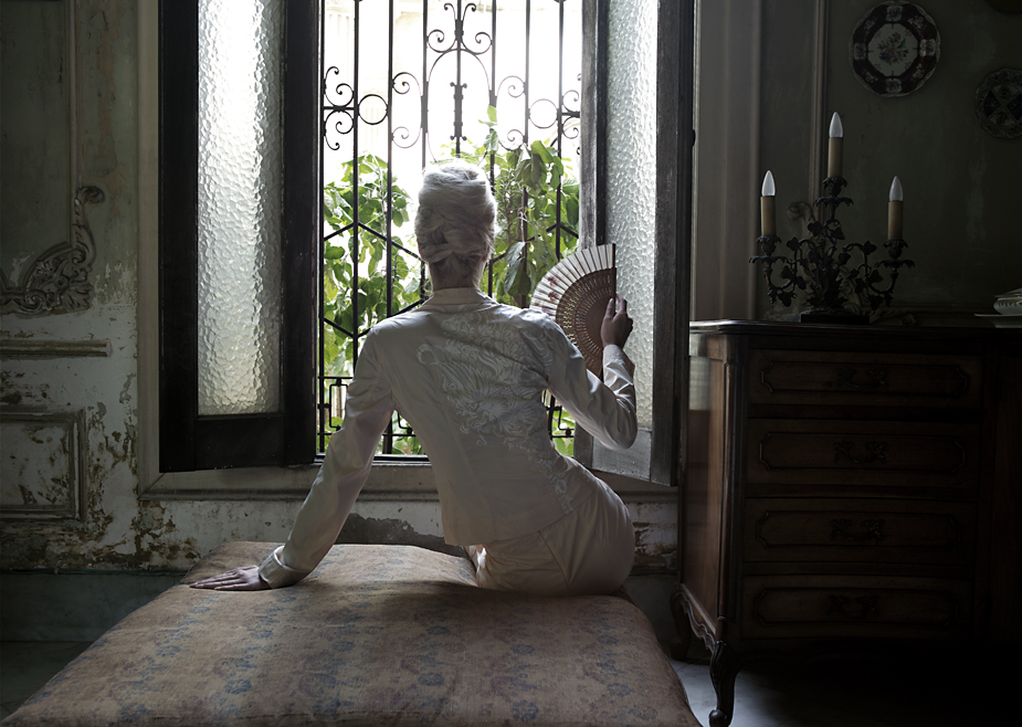 Havana 4 photo by werner pawlok, havanna, havana, cuba, lisa seiffert, fashion, photography on location