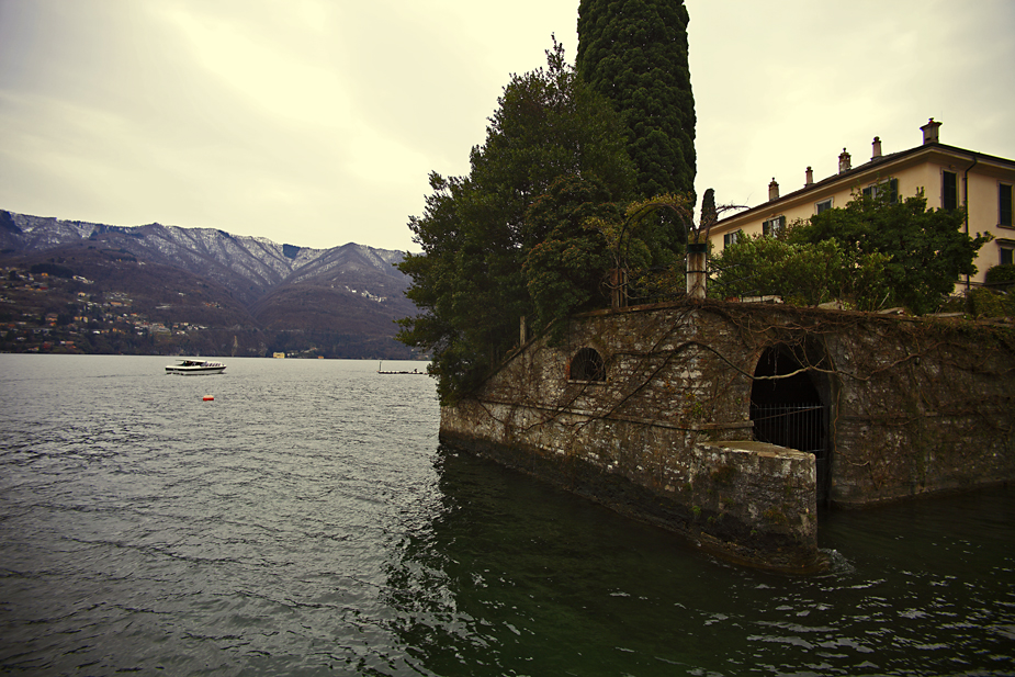 Lake Como 1 Lake Como, Comer See, George Clooney, Italien, Italy, photo by Werner Pawlok, Laglio, Villa Oleandra