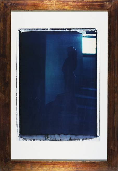 Ghost Ghost; Polaroid; Polaroid 50x60; Polaroid 20x24; Photo by Werner Pawlok; Unikat; Unique;