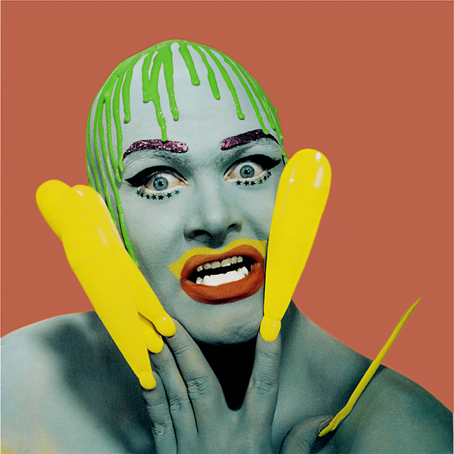 Leigh Bowery 4 Leigh Bowery, photographed by Werner Pawlok, artist, performance artist, club promoter, actor, pop star, model, fashion designer, Boy George, Vivienne Westwood, Alexander McQueen, Scissor Sisters, Lady Bunny, Nu Rave, avant garde, art director, massive attack, unfinished sympathy, ID