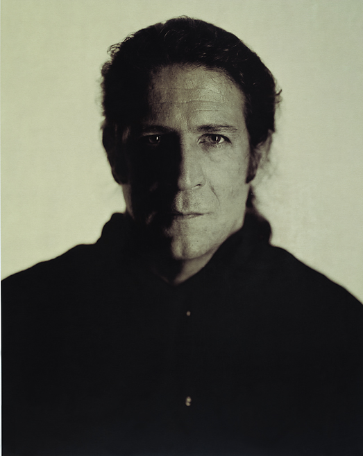 Robert Longo Robert Longo, Portrait, photo by Werner Pawlok, artist, Barbara Sukowa, men in the cities