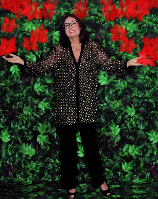 Nana Mouskouri Nana Mouskouri, Photo By Werner Pawlok, Stars For Unicef,  Sängerin,